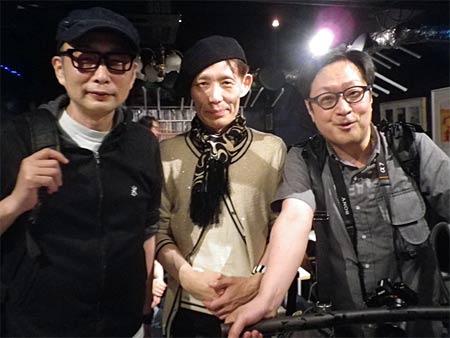 OHTA Keiichi News: 太田螢一 昨...